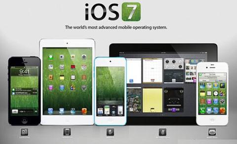 iOS 7 再曝新設計:主屏幕/通知中心改頭換面