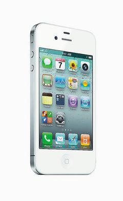 IPHONE4 白色台灣終於上市