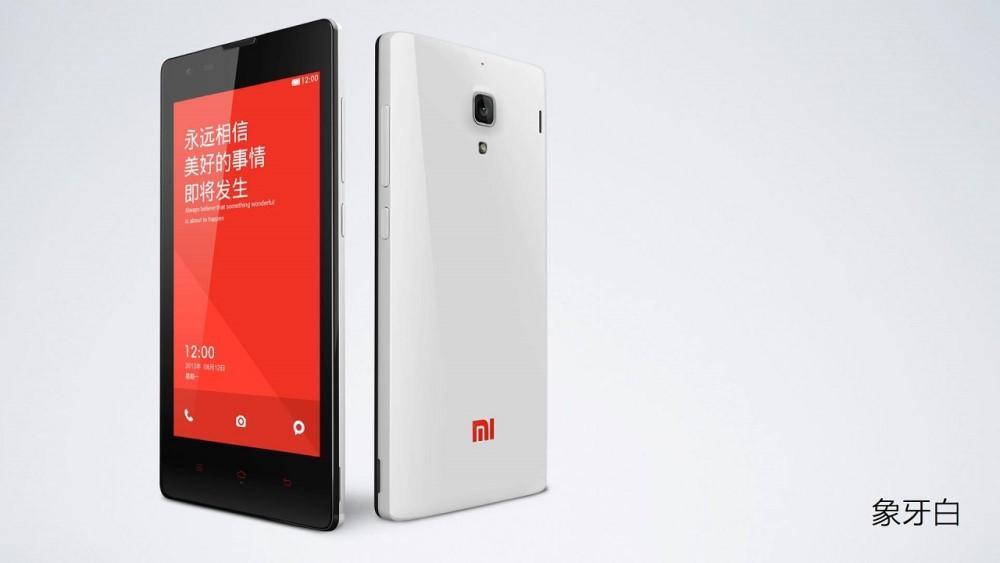 紅米手機台灣首發1萬台搶購  空機價 NT3,999元