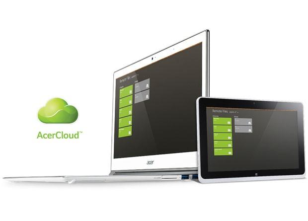 宏碁將以「自建雲」整合軟硬體服務