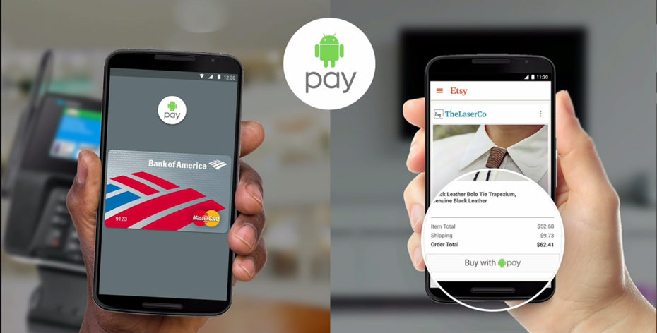 Android Pay 行動支付登陸香港,7-11 便利商店可直接用