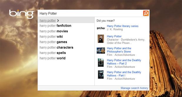 Bing 更新自動搜尋建議類別,改善使用者模糊的搜尋方向