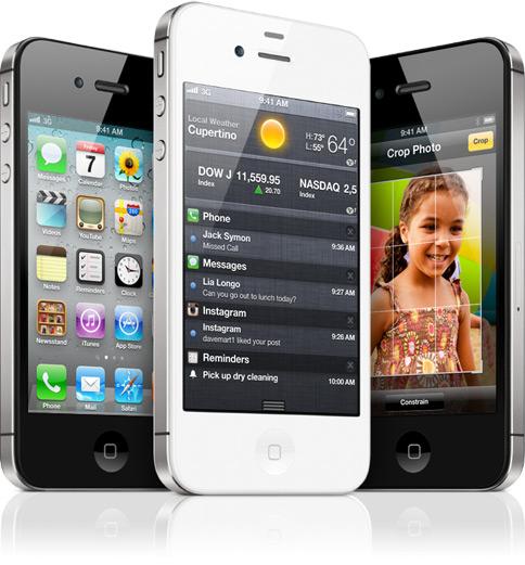 iPhone4S 同步大熱賣 下週一水貨抵台